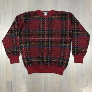 Vintage Neiman Marcus Crewneck Pullover Sweater